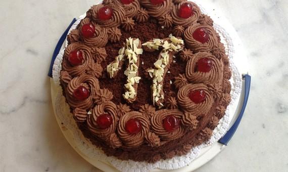 Kuchen auf Bestellung