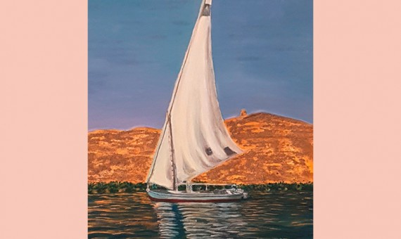 Vela sul Nilo