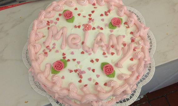 Cake Merenge